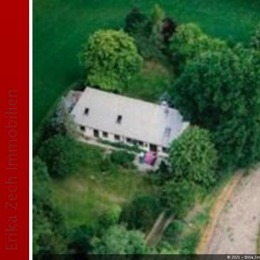 Idyllisches Bauernhaus mit 2 WE in einer Alleinlage in 24986 Mittelangeln