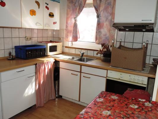 Küchenzeile Bungalow