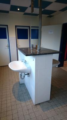 WC Bereich