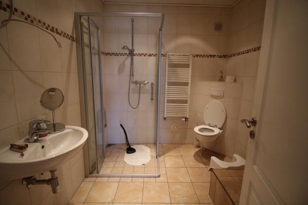 Wohnhaus, Duschbad